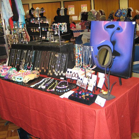 craft booth 7